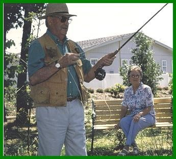 Photo 8 Maycumber fly fishing
